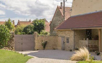 Our 7 great suggestions for holiday cottages in Burgundy with garden for a family weekend