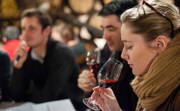 Wine tastings and virtual estate tours