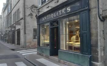 antique shops Beaune
