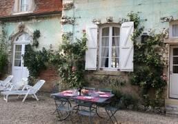 House rental near Beaune in Burgundy