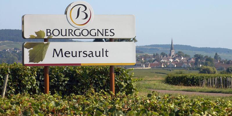 A denominação Meursault