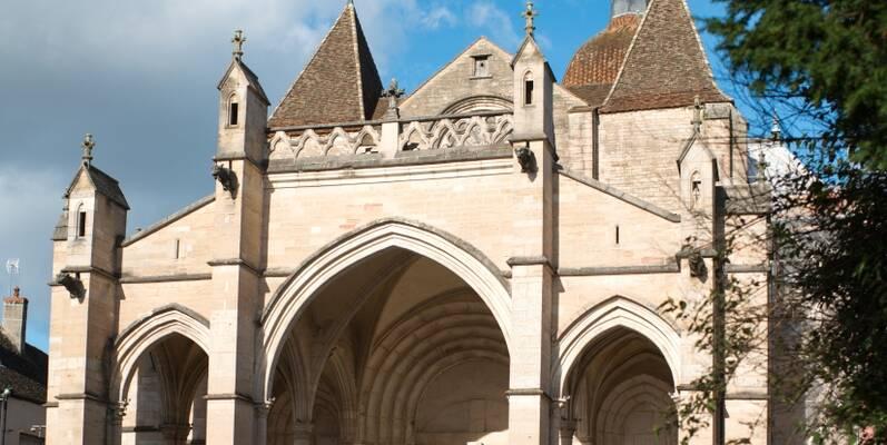 Basílica Notre Dame de Beaune ©MichelJoly