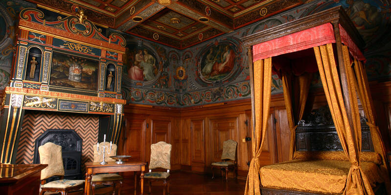 © Château d'Ancy le Franc