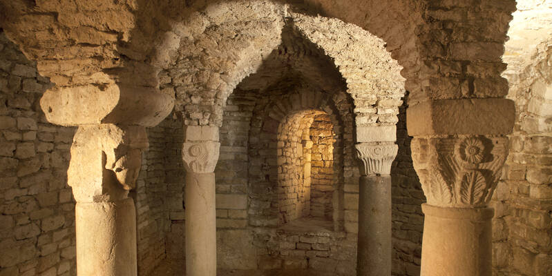 A Capela Sainte Reine