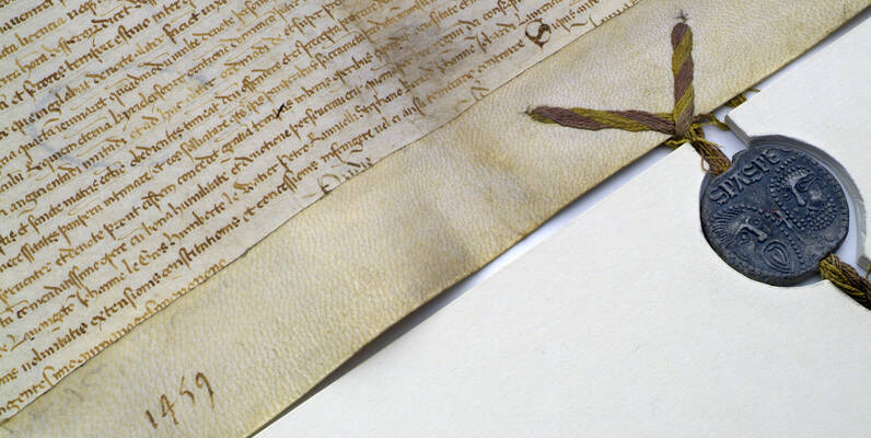 Carta da fundação©F.Vauban