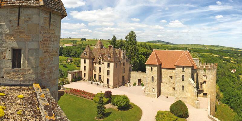 © Château de Couches