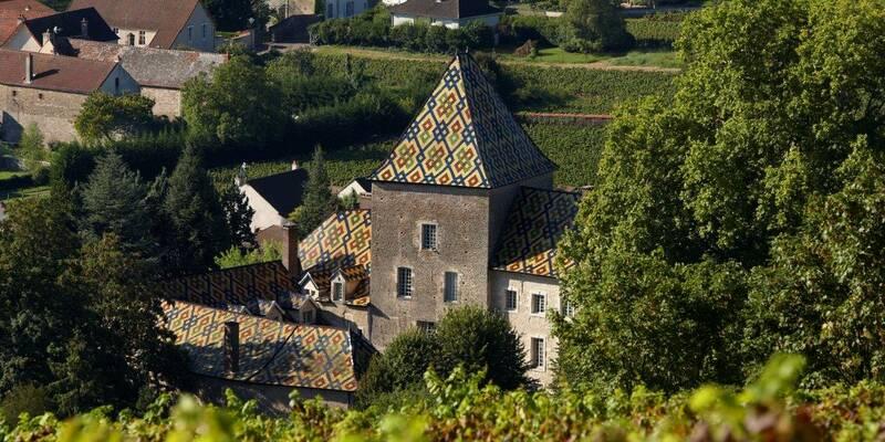 Castelo de Santenay