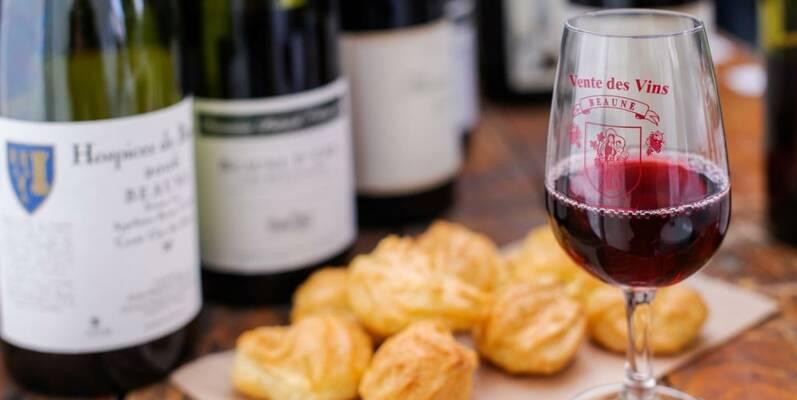 Vinho & Gougères ©MichelJoly