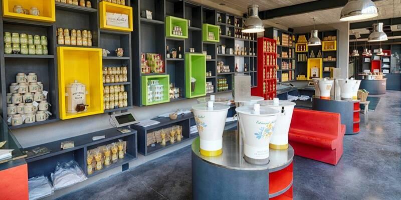 Mostardaria Fallot Boutique © F Vauban