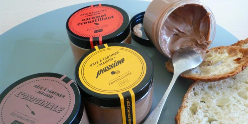 Pâtes à tartiner... maison - Appellation Chocolat Pommard
