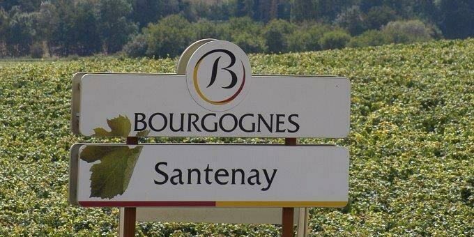 Denominação Santenay
