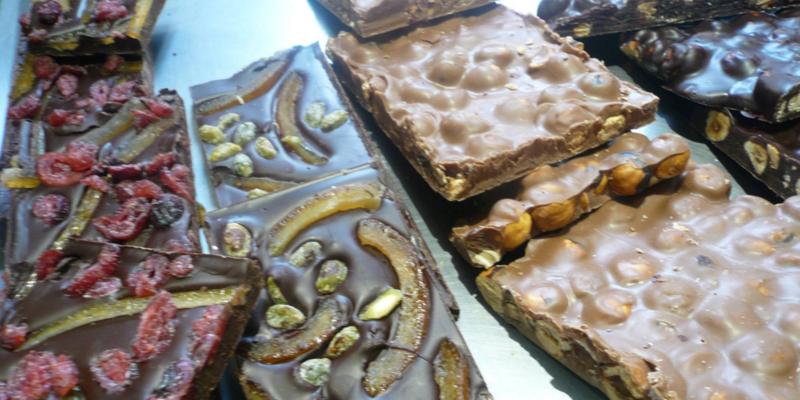 Tablettes de chocolat artisanales - Appellation Chocolat Pommard