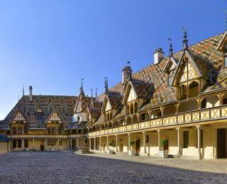 Os Hospices de Beaune