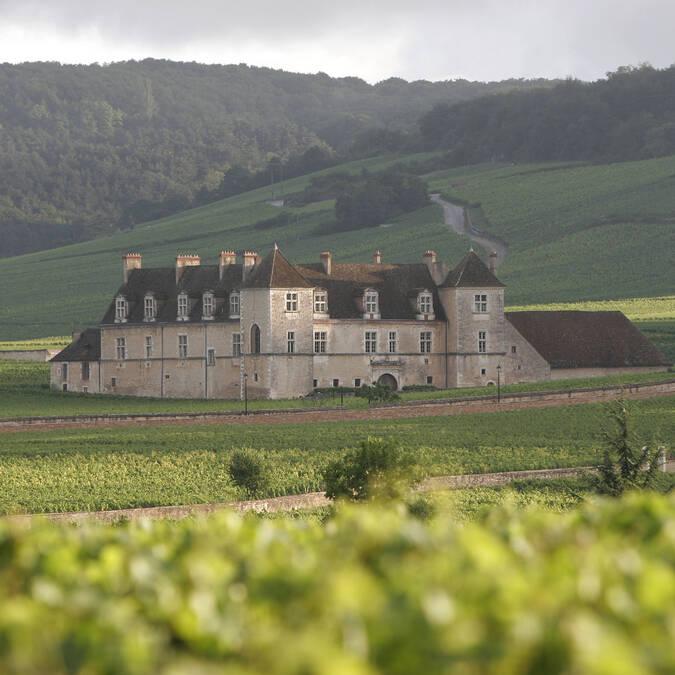 Castelo do Clos de Vougeot ©Jean-Louis Bernuy