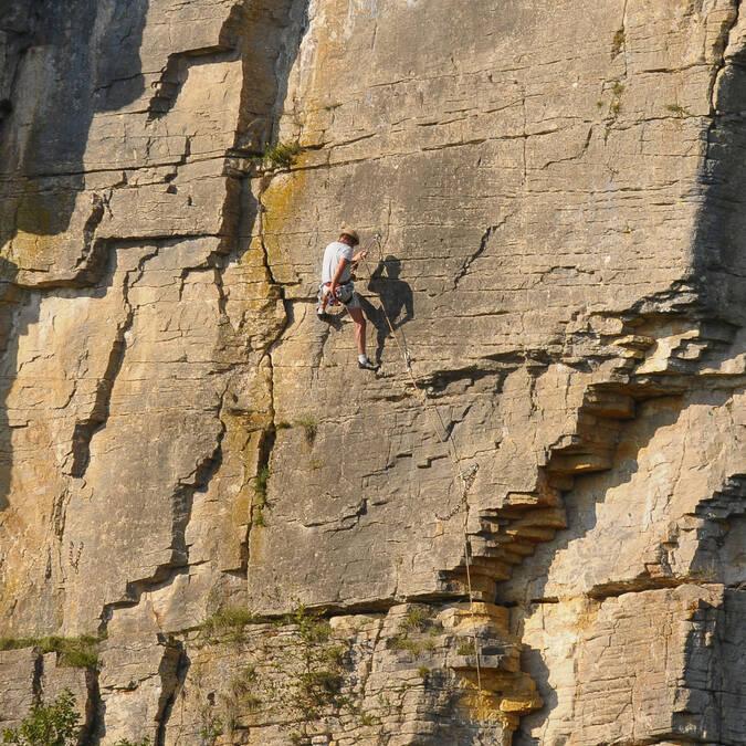 Escalada em Cormot