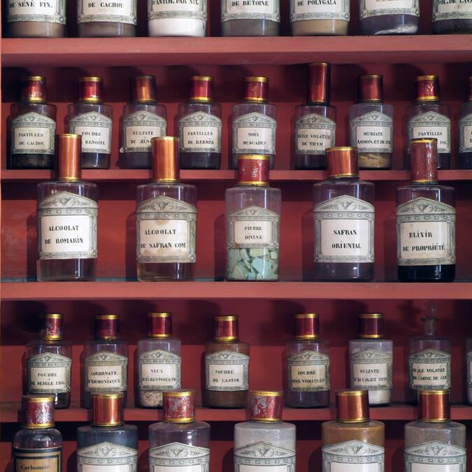 Farmácia - Hospices de Beaune © Francis Vauban