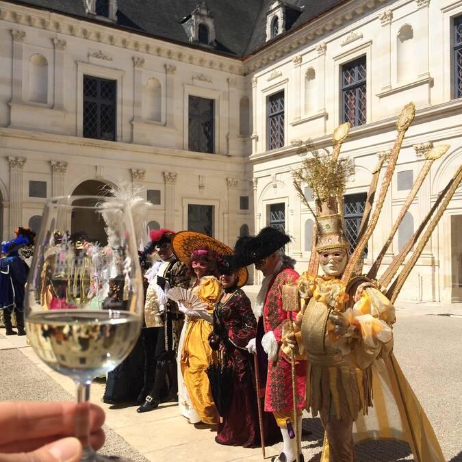 Venice & Wine Palais d'Ancy le Franc